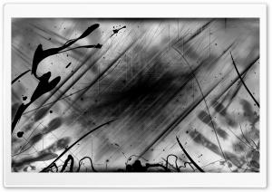 Abstract WhiteBlack
