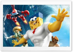 The SpongeBob Movie Sponge...