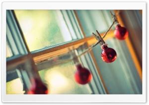 Christmas Balls Hanging