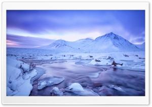 Scotland Highlands Winter...