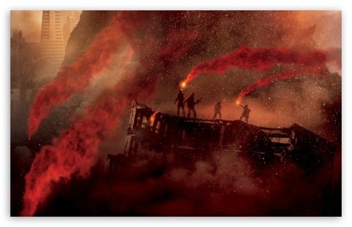 Download Godzilla 2014 Movie UltraHD Wallpaper