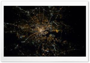 Baltimore, Maryland at Night...