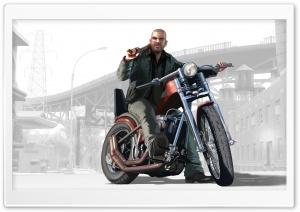 GTA Motorcycle