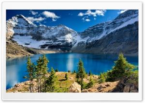 Nature, Mountain Landscape,...