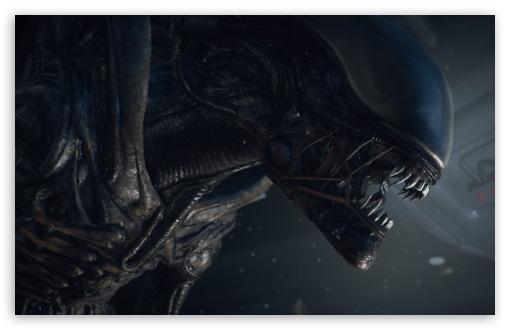 Download Alien Isolation Game UltraHD Wallpaper