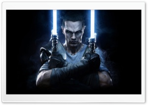 Star Wars The Force Unleashed...