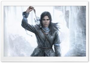 ROTTR  Lara Croft 2015
