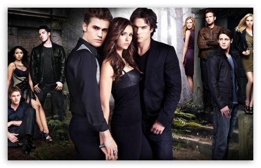 Download The Vampire Diaries (Season 2) UltraHD Wallpaper