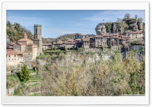 Panoramic View of Rupit i...