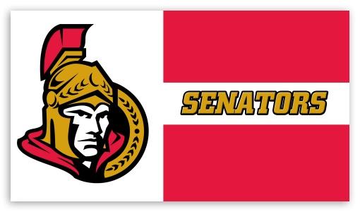Download Ottawa Senators UltraHD Wallpaper