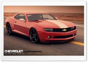 Chevrolet Camaro 3D Max