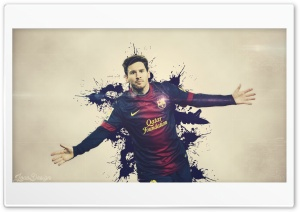 Lionel Messi By JoaoDesign