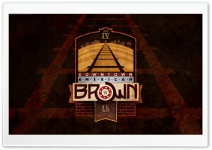 Downtown American Brown