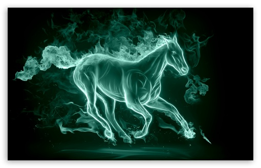 Download 2014 Year of the Horse UltraHD Wallpaper