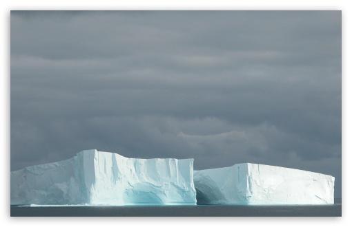 Download Ice Cap UltraHD Wallpaper