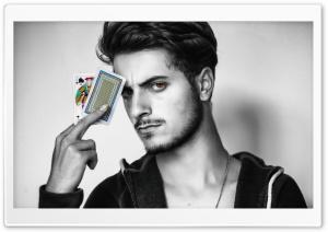 Poker Card Boy