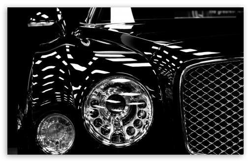 Download Bentley Detail UltraHD Wallpaper