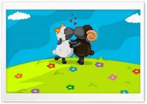 Sheeps In Love