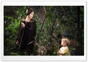 Maleficent Scene