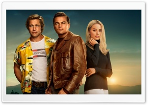 Once Upon A Time In Hollywood...