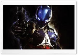 Batman Arkham Knight Pointing...