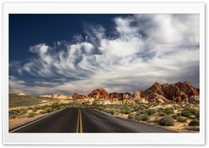 Valley of Fire State Park,...