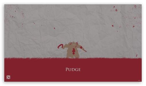 Download Pudge - DotA 2 UltraHD Wallpaper