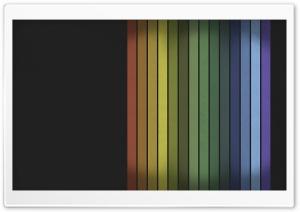 Colorful Vintage Stripes