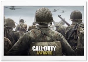 Call of Duty WWII 2017 Game