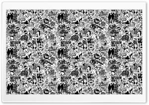 Comics Black And White