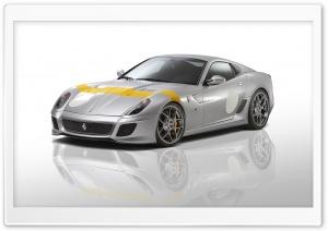 Ferrari 599 GTO Novitec