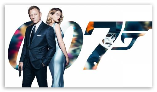 Download 007 Bond UltraHD Wallpaper