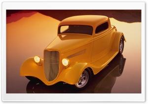 Classic Hot Rod Car