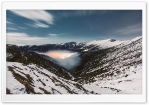 Low Tatras Mountain range in...