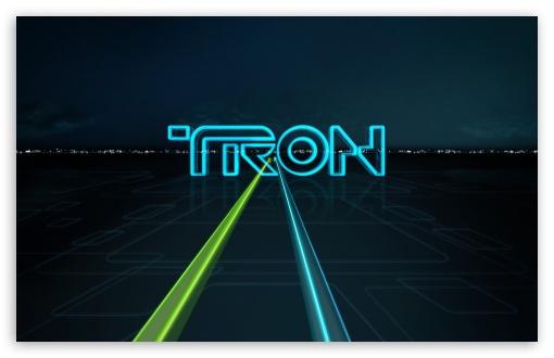 Download Tron Legacy UltraHD Wallpaper