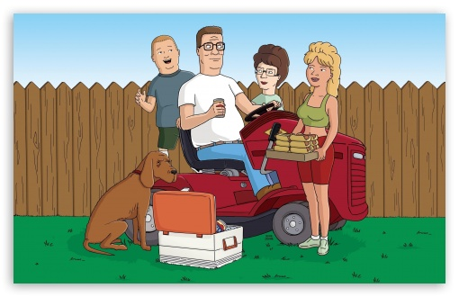 Download King Of The Hill UltraHD Wallpaper