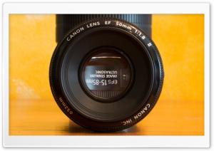 Canon EF-S 15-85 through EF...