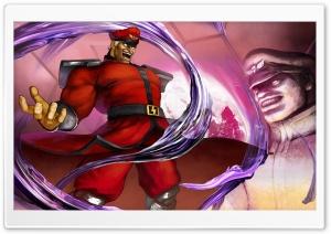 Street Fighter V M. Bison...