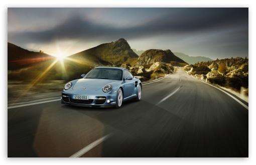 Download Porsche 911 Turbo S UltraHD Wallpaper