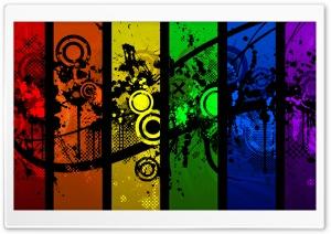 Colorful Graphic Designs