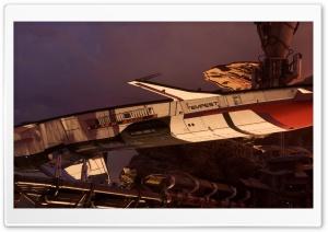 MASS EFFECT- ANDROMEDA ship