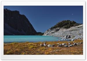 Wedgemount Lake, Garibaldi...