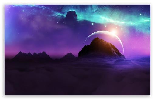 Download Deep Space UltraHD Wallpaper