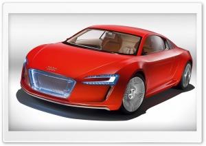 Audi E Tron Car