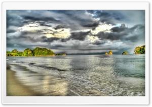 Ocean Shore HDR