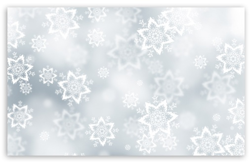 Download Snowflakes Texture UltraHD Wallpaper