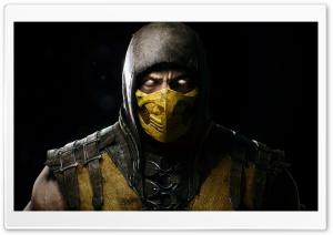 Mortal Kombat X - Scorpio