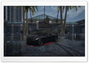 GTA V black car