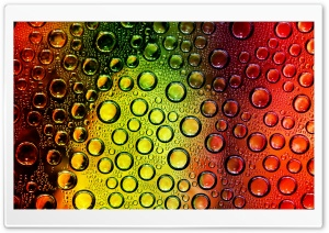 Colorful WaterDrops