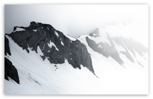 Download Santis, Swiss Alps, Winter UltraHD Wallpaper